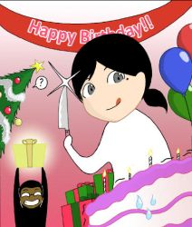Happy B.Day, May!! by JM-Henry