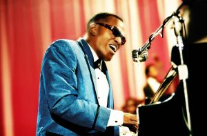 Ray Charles by jaydantara
