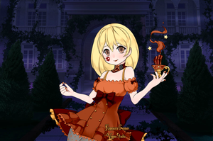 Halloween Girl Bailey by vampiregirl123456
