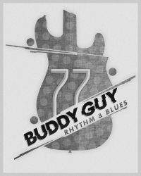 Buddy Guy by B-boyAlfelor
