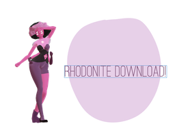 [MMD Model DOWNLOAD] Rhodonite by AquamarinePeridot