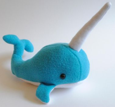 Narwhal by radtastical