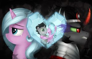 Heart of Anxiety by FluffleLord