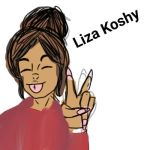 Little Brown girl aka Liza by lovedtrashcan