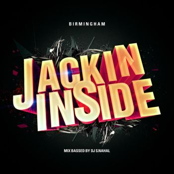 Jackin Inside - CD Cover by corecubedesign