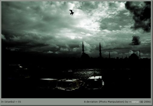 In Istanbul 01 by ooruc