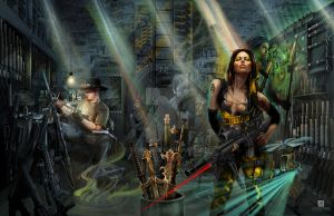 Shadowrun Attitude by echo-x