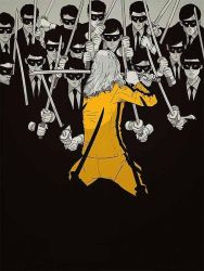 Kill Bill - AMOLED/ OLED by Mobile-Sensei
