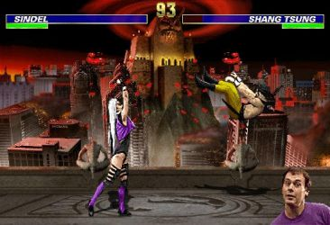 Mortal Kombat - Philadelphia1 by richiebeck