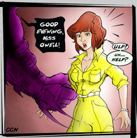 Good Evening, Miss O'Neil by Retro-CCN