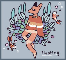 Floating Around In An Alternate Dimension by eastii