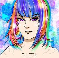 GLITCH by LittleVioletGhost