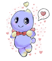 The Love of a Chao by StarrBerry