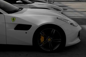 Ferrari by P3droD