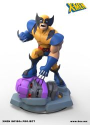 Wolverine Infinity by HecM
