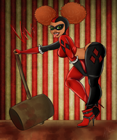 Rev up my Harley. by BabyButta