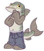 Barracuda by Goronic