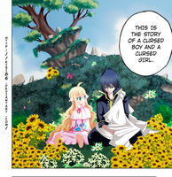 Mavis and Zeref Fairy Tail 448 by kisi86