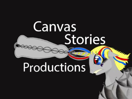 Remastered Canvas Stories Logo by CanvasStories