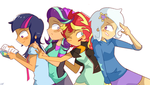 the magic squad by noahther