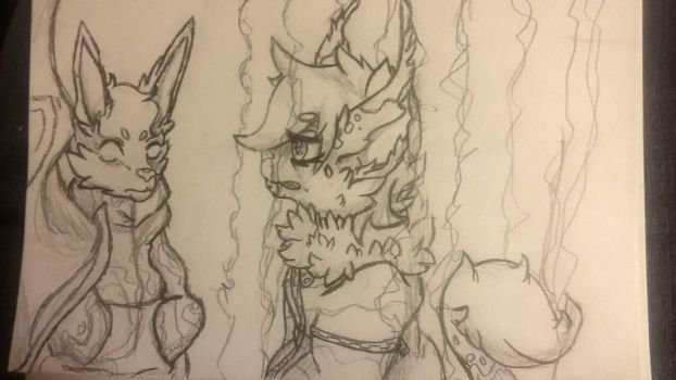 WIP sketch preview by StTally