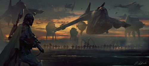 Imperial March... by daRoz
