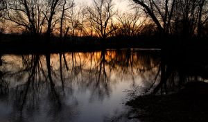 Spring Sunset by BlackRoomPhoto