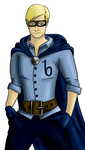 Boy Blue (Fables) by dragonslairnz