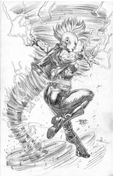 Mohawk Storm by edtadeo