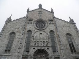 13-02-2011 - Como, Cathedral 1 by Dunkel17