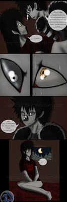 Adventures With Jeff The Killer - PAGE 53 by Sapphiresenthiss