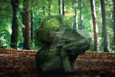 Bulbasaur - Realistic Pokemon by dmorson