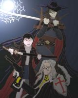 Famous vampires 4 by fireheart1001