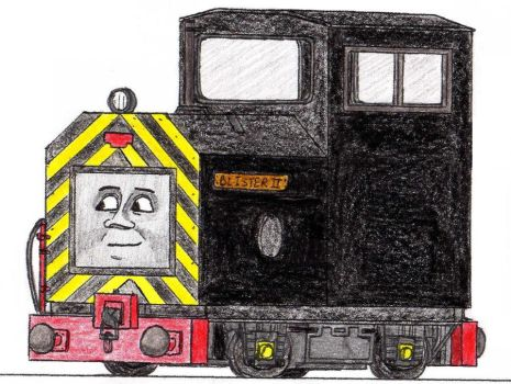 Blister II the Small Twin Diesel by 01Salty