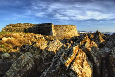 Areosa fortress by vmribeiro
