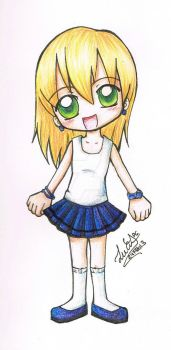 Chibi girl ^^ by Lucia-95RduS