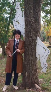 My Dr Who Costumes Dr Num. 10 by pattie-anne