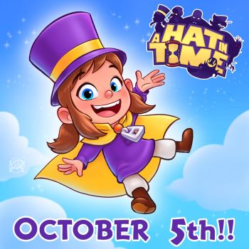 A Hat in Time by LuigiL