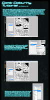 Comic Colouring Tutorial by SHADOWPRIME