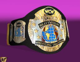 The WCW Championship by ImfamousE