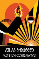 Atlas Shrugged Pt.I (Vector) by DecoEchoes
