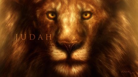 Lion of Judah Widescreen wallpaper by Red-Rogers