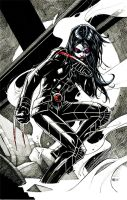 X-23 by olivernome