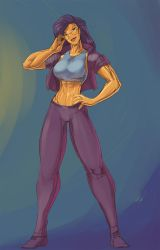 Maxima of Grrl Power by FredGDPerry