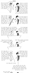The stickman's guide to drama: Props by Desert-Lilly