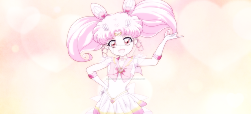 SAILOR MOON CRYSTAL - Super Sailor Chibi Moon