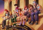 KH2: Perfect World by Risachantag