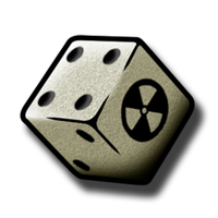 Fallout New Vegas Die Icon by Shoedude