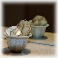 The remains of a coup of tea... by bindii
