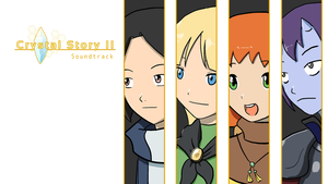 Crystal Story 2 Soundtrack Cover by Lan14n